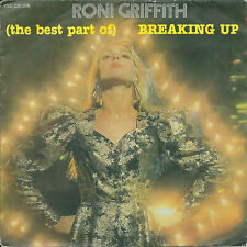 """Roni Griffith - Breakin' up (7"""") 1982 France"""