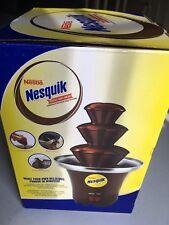 Nestle Quik Chocolate Fondue Fountain