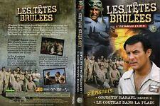 LES TETES BRULEES - Intégrale kiosque - dvd 8  - 2 Episodes