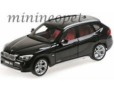 KYOSHO 08791BKS BMW X1 xDRIVE 2.8i E84 SUV 1/18 BLACK SAPPHIRE with RED INTERIOR