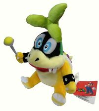 "Super Mario Bros.8"" Iggy Koopa Plush Official Sen-Ei Little Buddy"