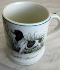 Pointer English Spaniel Hunting Sport Dog Ceramic Coffee Mug With Tapered Base