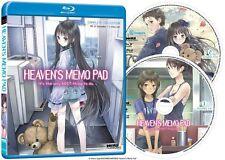 Heaven's Memo Pad Complete Collection BLURAY (814131011923)