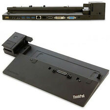 Lenovo ThinkPad ★Pro Dock Port Replicator ★04W3948 Type 40A1 ★ T440, T440s T440p
