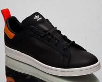 adidas Originals Stan Smith Mens Black Casual Lifestyle Sneakers Shoes EE6660