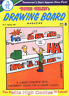 COMIC RELIEF'S: DRAWING BOARD ((MAG)) #2 Near Mint