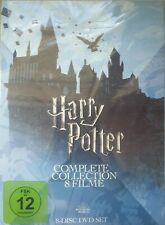 Harry Potter - Complete Collection # 8-DVD-BOX-NEU