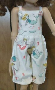 Romper Outfit fits Connie Lowe Big Stella  Similar - Mermaid Print Summer -Dress