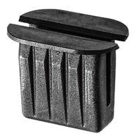 50 #10 Nylon Finishing Washers Black Clipsandfasteners Inc