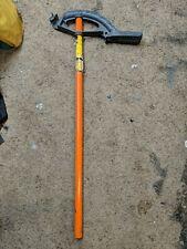 klein iron conduit bender 1-1/4