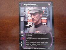 Star Wars TCG ROTJ 4x Captain Lennox (A)