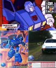 Transformers Masterpiece X-Transbots MX-XVII Savant / MP Skids Brand New