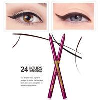 2 Colors Cosmetic Professional Smudge Proof Eye Liner Pencil Waterproof Eyeliner