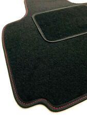 Fußmatten für Seat Toledo III 3 5P Bj.2004-2009 Original Doppelnaht rot-rot