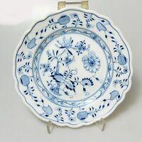 Zwiebelmuster C. Teichert Kuchenteller Desserteller ca. 17 x 2 cm