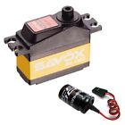 Savox SH-1357 Super Speed Mini Digital Servo  + Glitch Buster