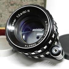 :A.Schacht Ulm Travenar 90mm f2.8 R Exakta Mount Lens Boxed [EX+++]