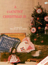 Country Christmas Is XS Pattern - Mike Keyes Youngflesh - Quilt Designs