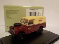 British Rail, Land Rover, series 1, Oxford Diecast 1/76 New Dublo, Railway Scale