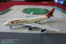 Gemini Jets British Airways Boeing 747-400 2-Pack Qantas Tails Model 1:400