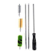 Tactical Rifle Gun Brush Tool Rods Cleaning Kit for 12GA 20GA 410 Shotguns Gun F