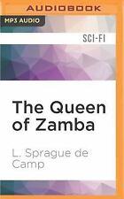 Krishna: The Queen of Zamba 1 by L. Sprague de Camp (2016, MP3 CD, Unabridged)