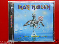 cds cd compact disc iron maiden seventh son of a seventh son moonchild prophecy