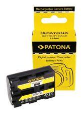 Akku f. Sony NP-FM50 QM51 CCD CCDTRV106K CCD-TRV106K CCDTRV108 von PATONA
