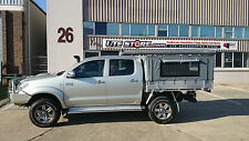 Canvas Ute Canopy Hard Aluminium Roof Australian Made