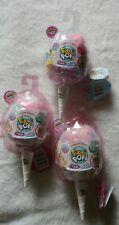 Pikmi Pops Surprise Pikmi Flips Cotton Candy Series PomPom to Pikmi Lot of 3 new