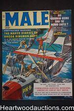 Male Jan 1960 Elke Sommer, James Bama, Copeland, Al Rossi, Tom Ryan - Ultra High