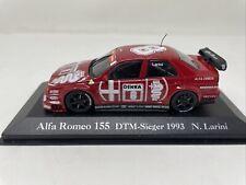 Minichamps 1/43 Alfa Romeo 155 V6 Ti DTM 1993 Larini 930121 NEW!!