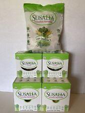 SUSALIA TOSTADA CRACKER CHIPS Corn Cactus Keto Friendly Low carb Vegan Prebiotic