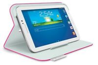 Logitech Folio Protective Case for Samsung Galaxy Tab 3 7.0 Pink #2