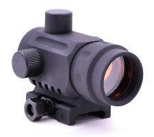 Phantom CQB Polymer Mini Micro Reflex Red Dot Scope Sight RDA20 BLACK Picatinny