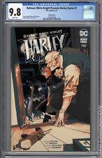 Batman White Knight Presents Harley Quinn #2 ~ 1st cameo of Starlet ~ CGC 9.8