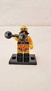 Lego®Minifigures 71018 Minifiguren Serie 17 Zirkus-Kraftprotz,Strongman,col17-2