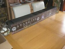 Stargate SG1/Atlantis DVD Collection - DVDs, Magazines & Binders - Plus Extras
