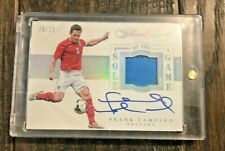 Panini Flawless 2016 Frank Lampard Auto Sole of the Game Autograph /25 Soccer