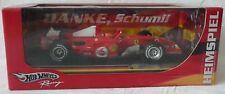 "Mattel HotWheels 1:18: Ferrari F248 F1 ""Danke Schumi"" (J2993), OVP"