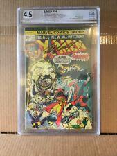 X-Men #94 2nd App New X-Men Signed Claremont PGX 4.5 Not CGC