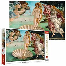 Trefl 1000Pc Adult Birth Of Venus Sandro Botticelli Art Collection Jigsaw Puzzle