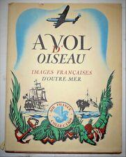 A VOL D'OISEAU AIR FRANCE COLLECTION IMAGES FRANÇAISES D'OUTRE-MER