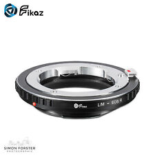 Fikaz LM to EOS-R Adapter Leica M to Canon EOS-R Adapter