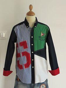 Superbe chemise manches longues RALPH LAUREN - Neuve étiquette - Taille : 10 ans