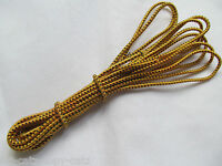 Quality 4.5m Bungee Cord Elastic Rope 4mm thick multi use:camping, bike, luggage