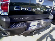 2001-2010 Avalanche Tailgate CHEVROLET letters, stainless steel