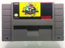 Super Mario World Return to Dinosaur Land SNES Super Nintendo USA video game