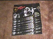 Sin City #1 Orig Lobby Card Set Robert Rodriguez Jessica Alba Marv
