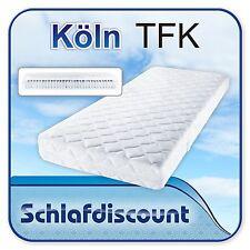 Qualität für wenig Geld TFK Matratze 'Köln' in H3 120x200x20cm Jetzt zuschlagen